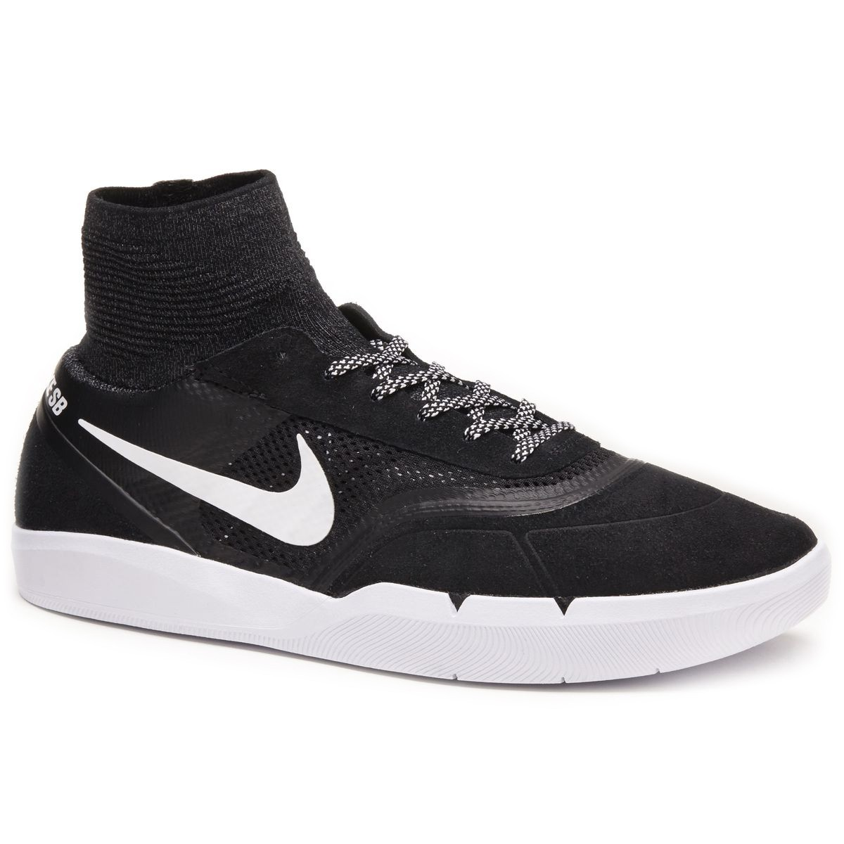 b420b67f5402b Nike SB Hyperfeel Koston 3 Shoes - Black White - 8.0