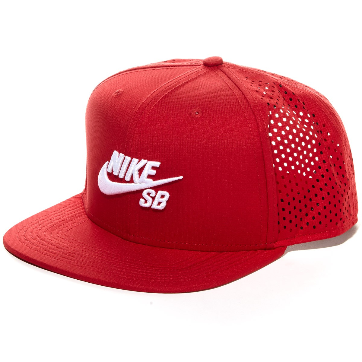 Nike SB Performance Hat - Red/Red/Black