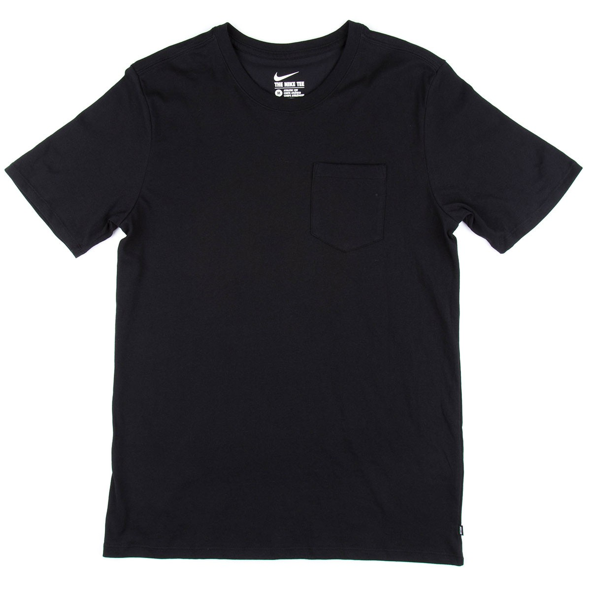 Solid Black Shirt | Is Shirt