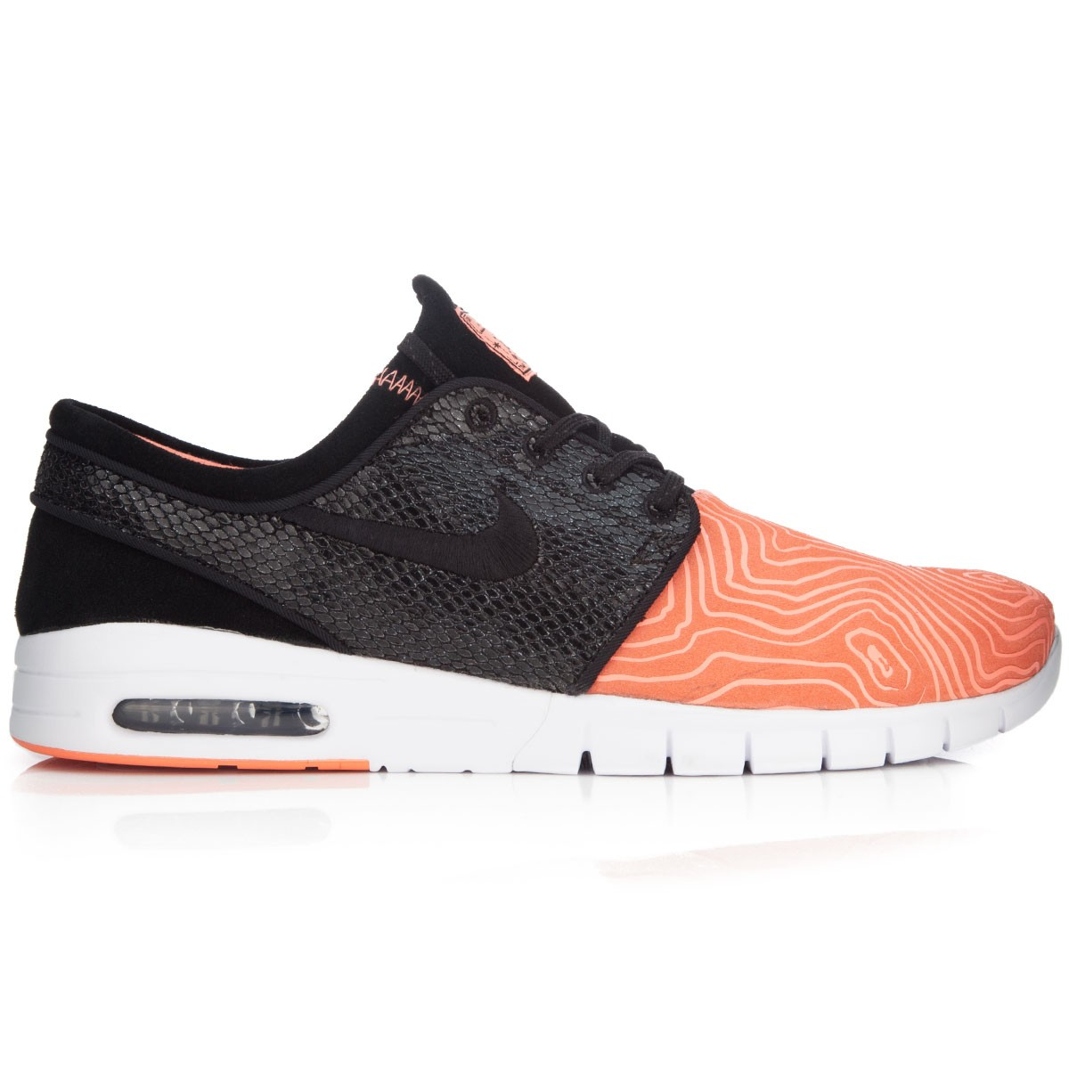 Nike sb stefan janoski max suede shoes for Fish shoes nike