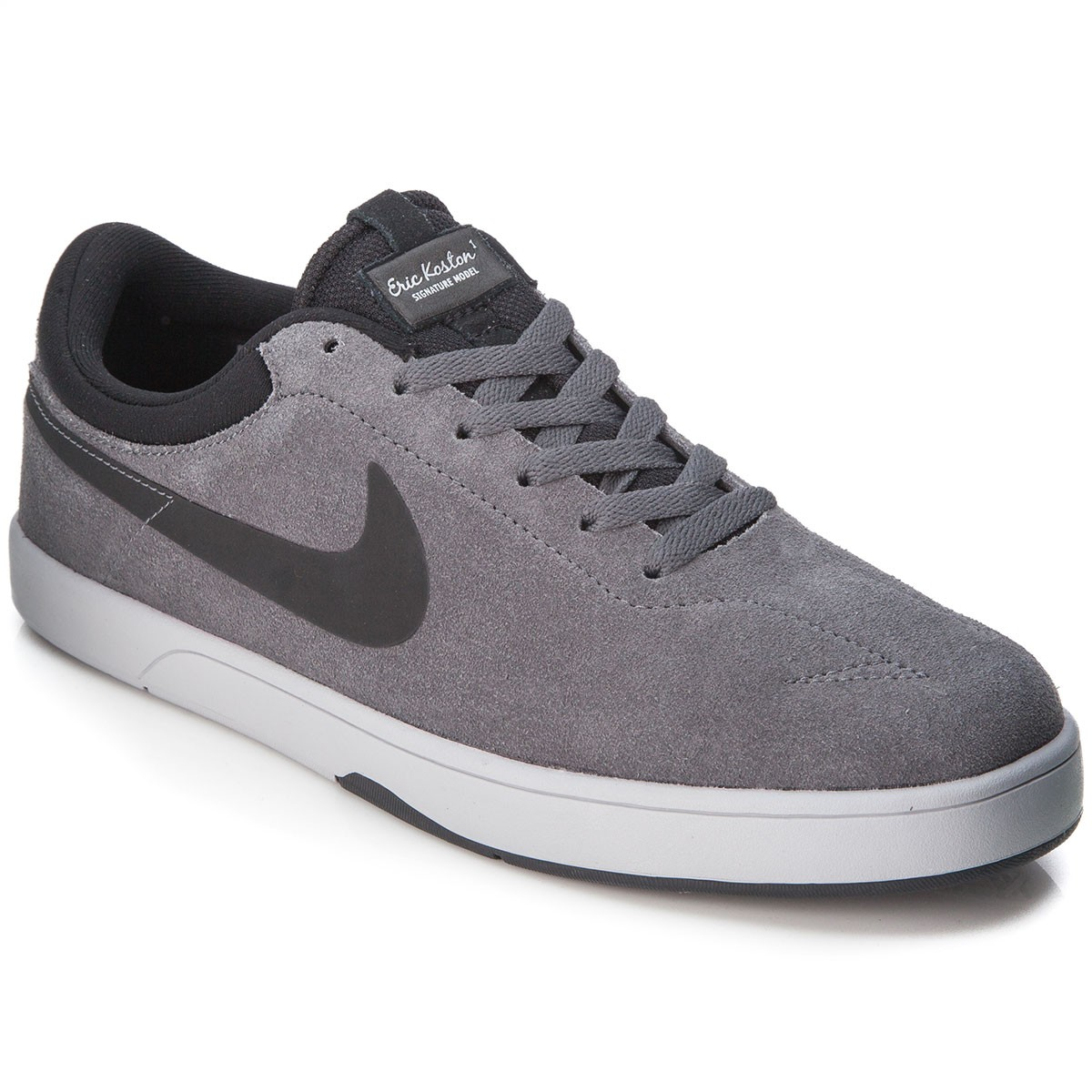 Nike SB Zoom Eric Koston Shoes  Dark GreyWolf GreyBlack  100
