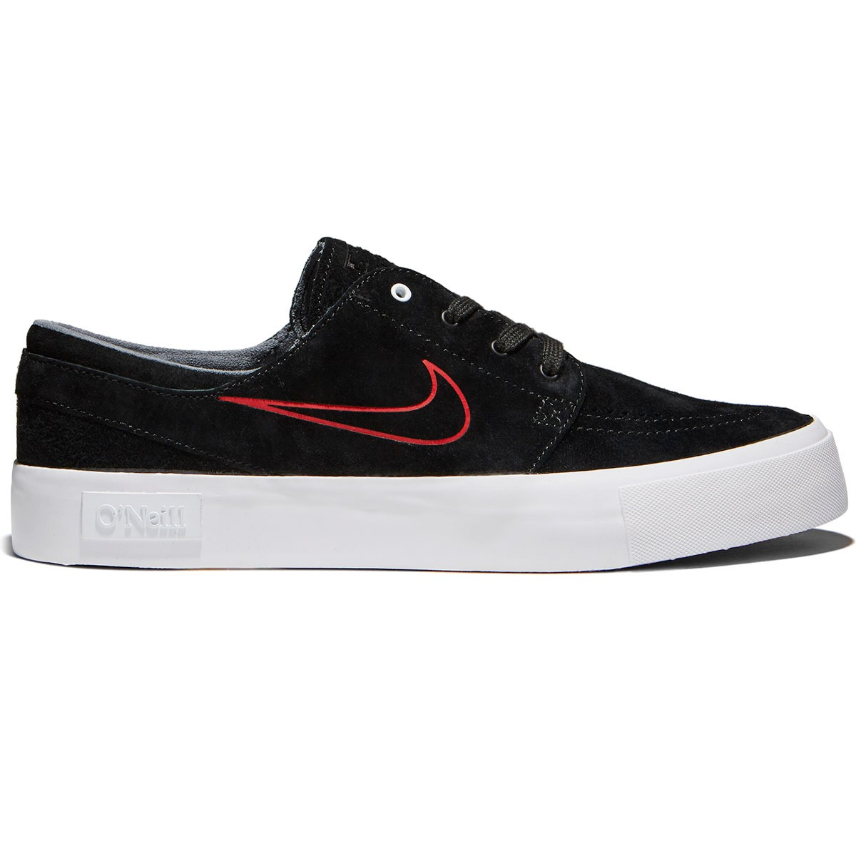 9a4a926212f2 Nike SB Zoom Stefan Janoski HT Shane O Neill Shoes - Black Red