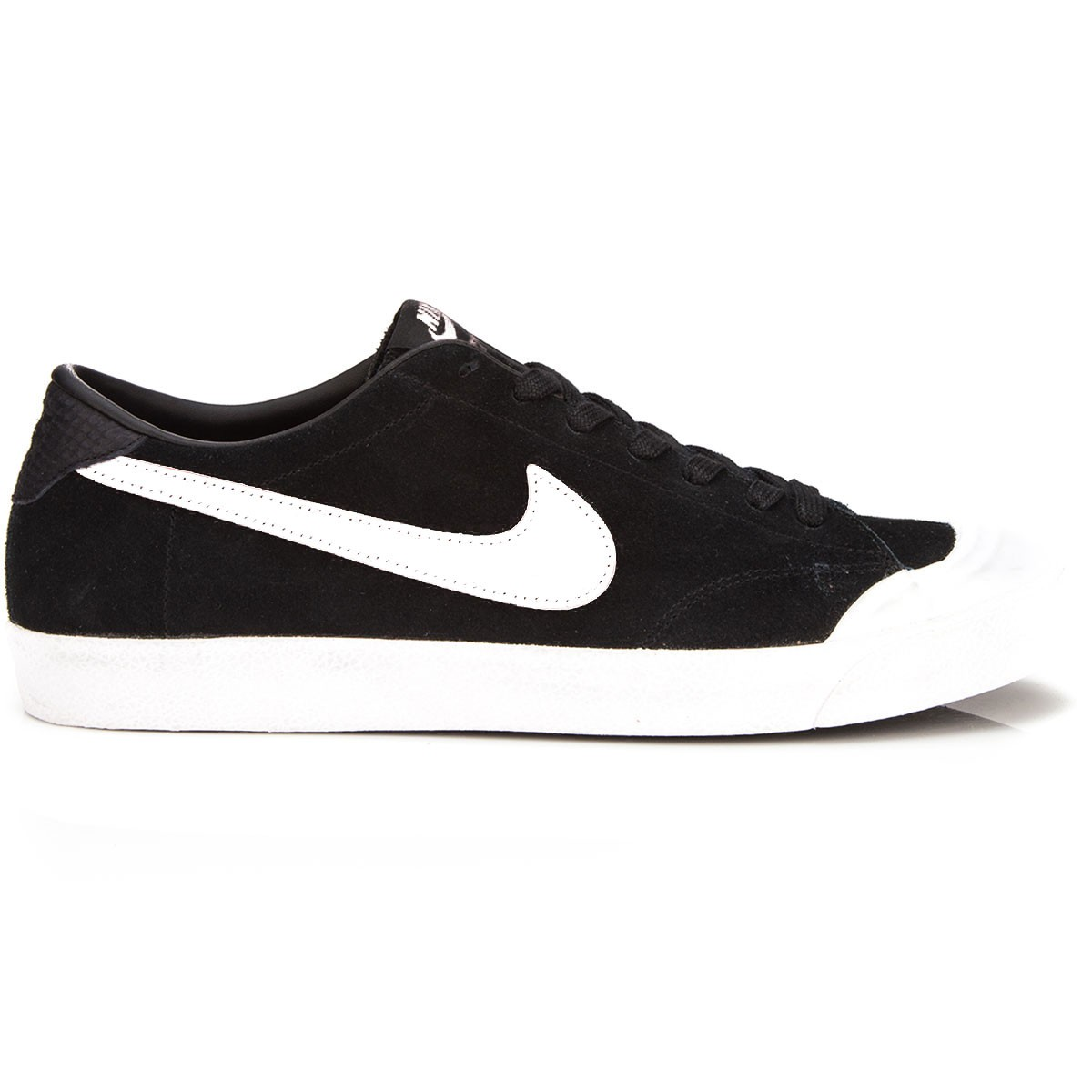 4893ddea27430 Nike SB Zoom All Court CK QS Shoes - Black White - 7.0