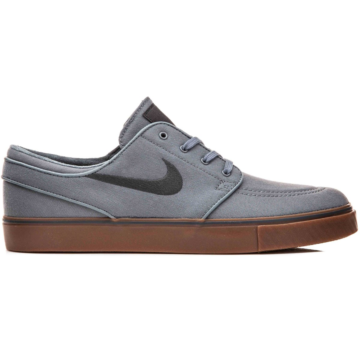 Nike Grey Shoes Brown Bottoms