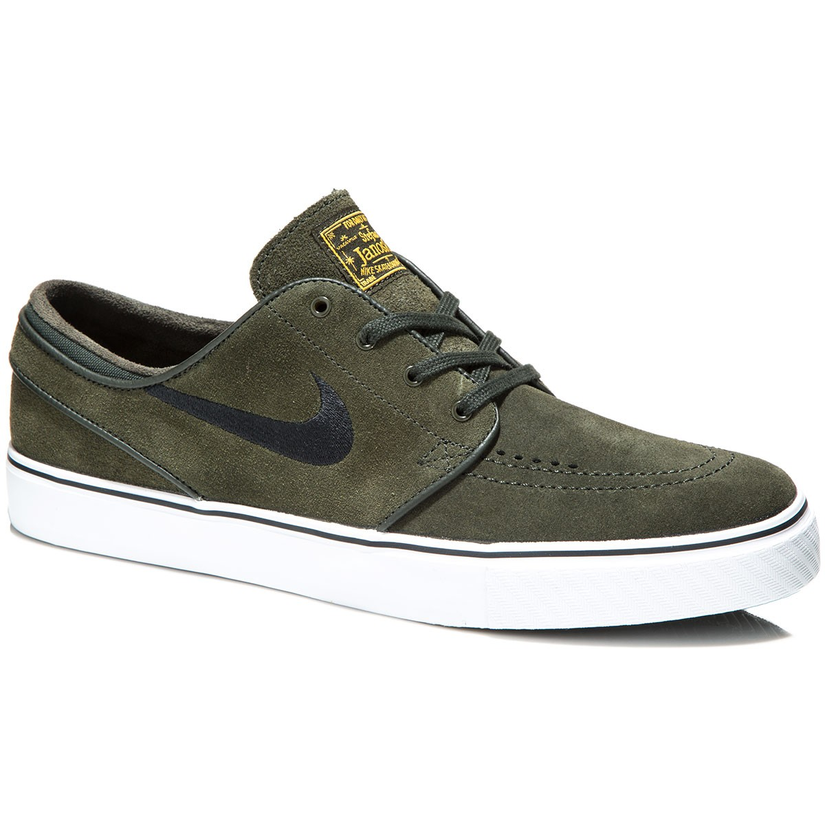 afb0c37a4ba nike janoski water blue gold sneakers