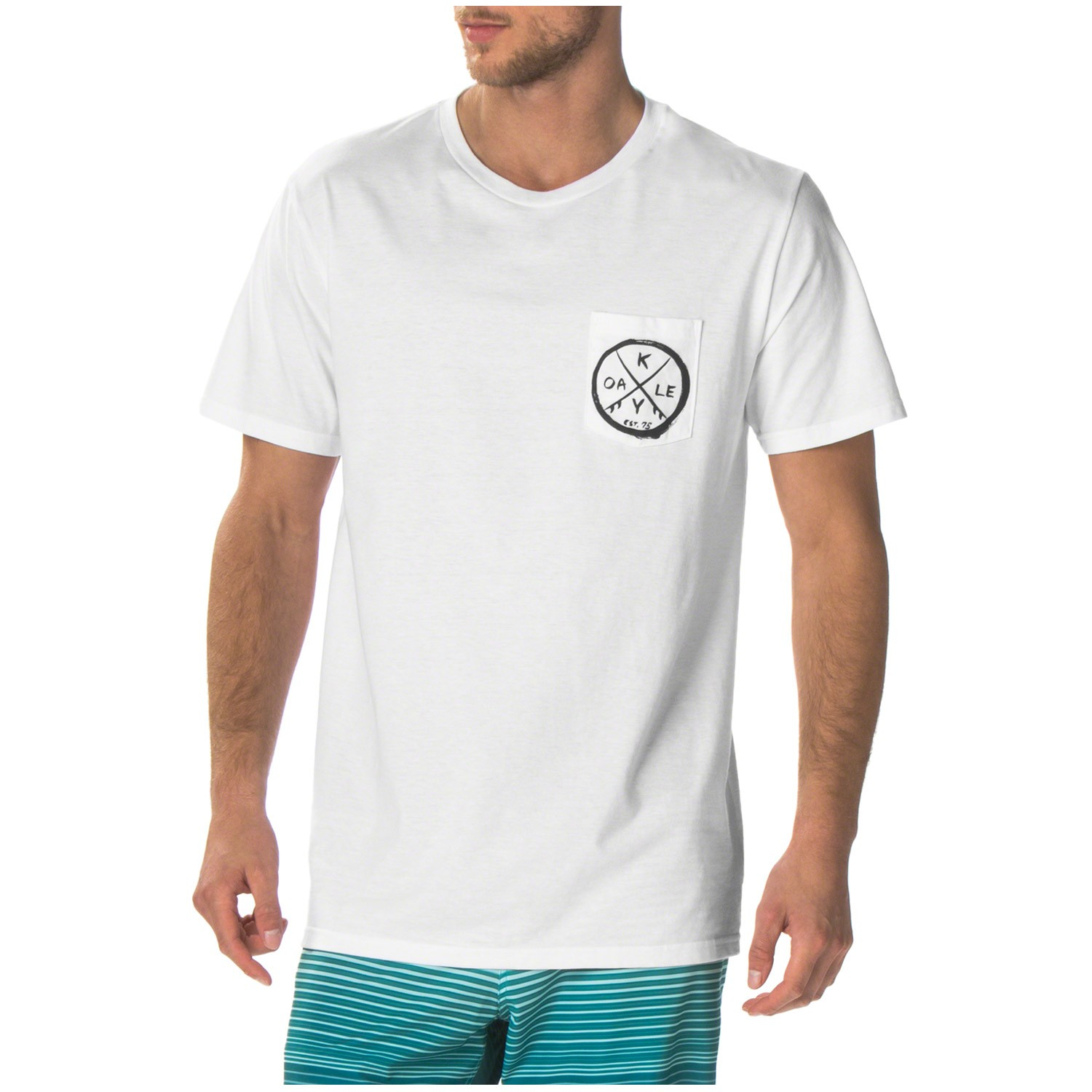 Ahoy t shirt white oakley ahoy t shirt white nvjuhfo Images