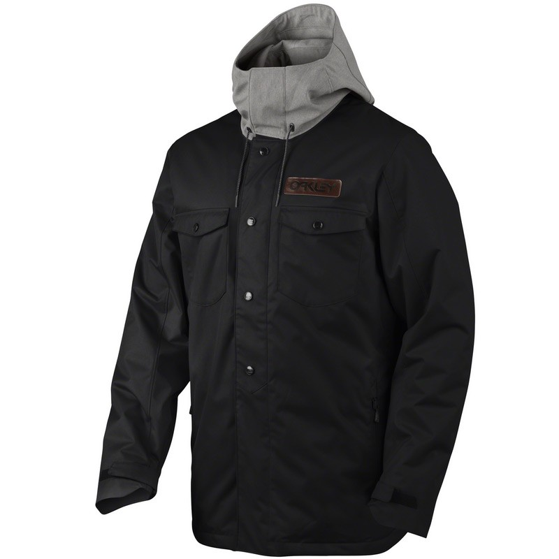 Division Insulated Jacket 2015 - Jet Black