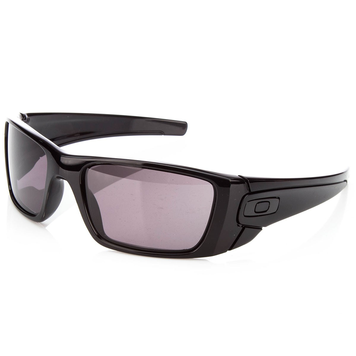 Oakley Fuel Cell Sunglasses Polished Black With Warm Grey