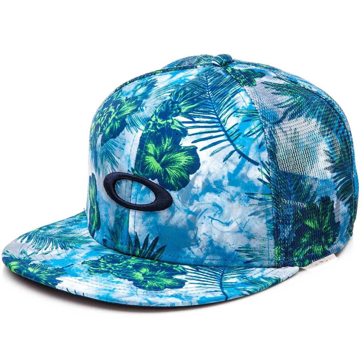6e05ad725745c0 ... purchase oakley mesh sublimated hat sapphire 3a378 630cd