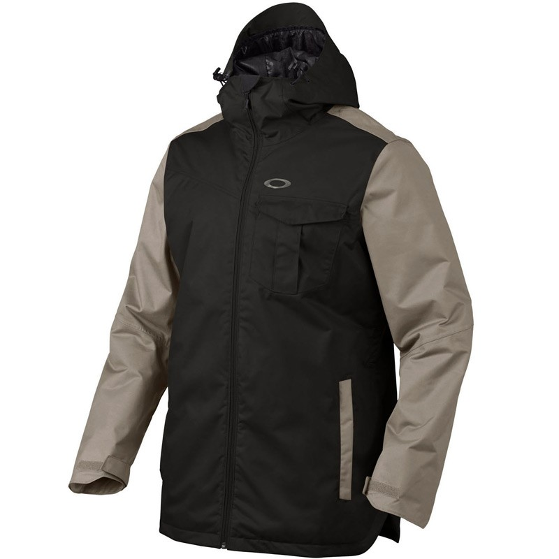 Oakley Black Jacket