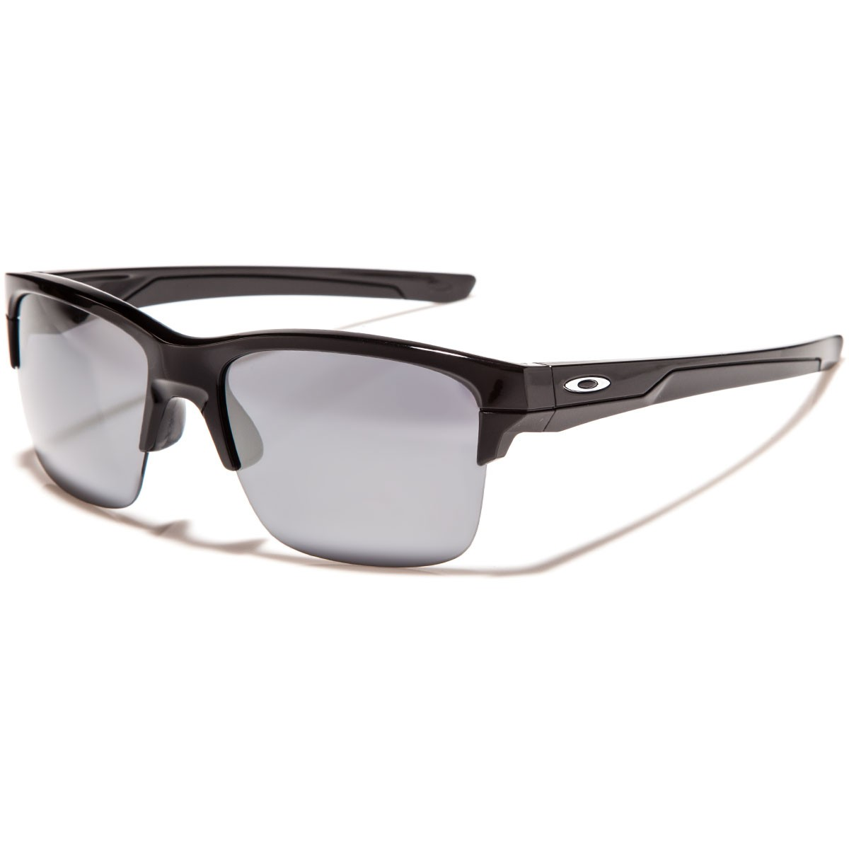 Oakley Thinlink Sunglasses - Polished Black/Black Iridium