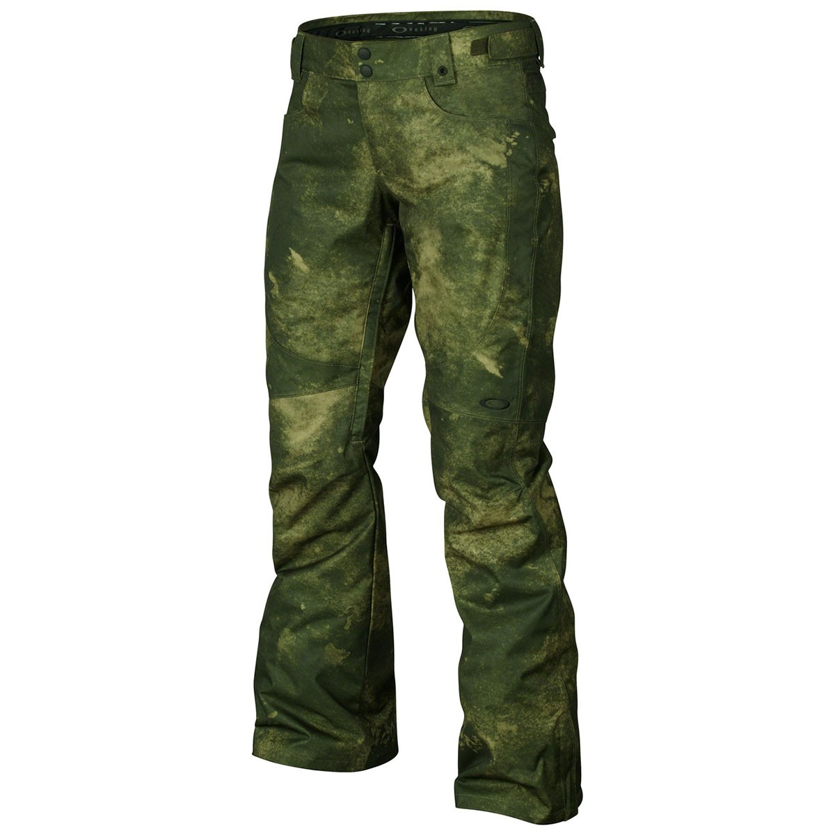 Oakley Tippy Toe Biozone Shell Pants - Herb Smoke