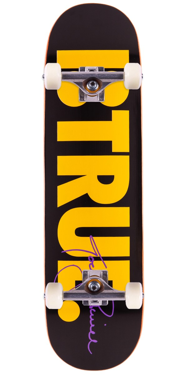 """Plan B Torey Pudwill Sign True Skateboard Complete - 8.25"""""""