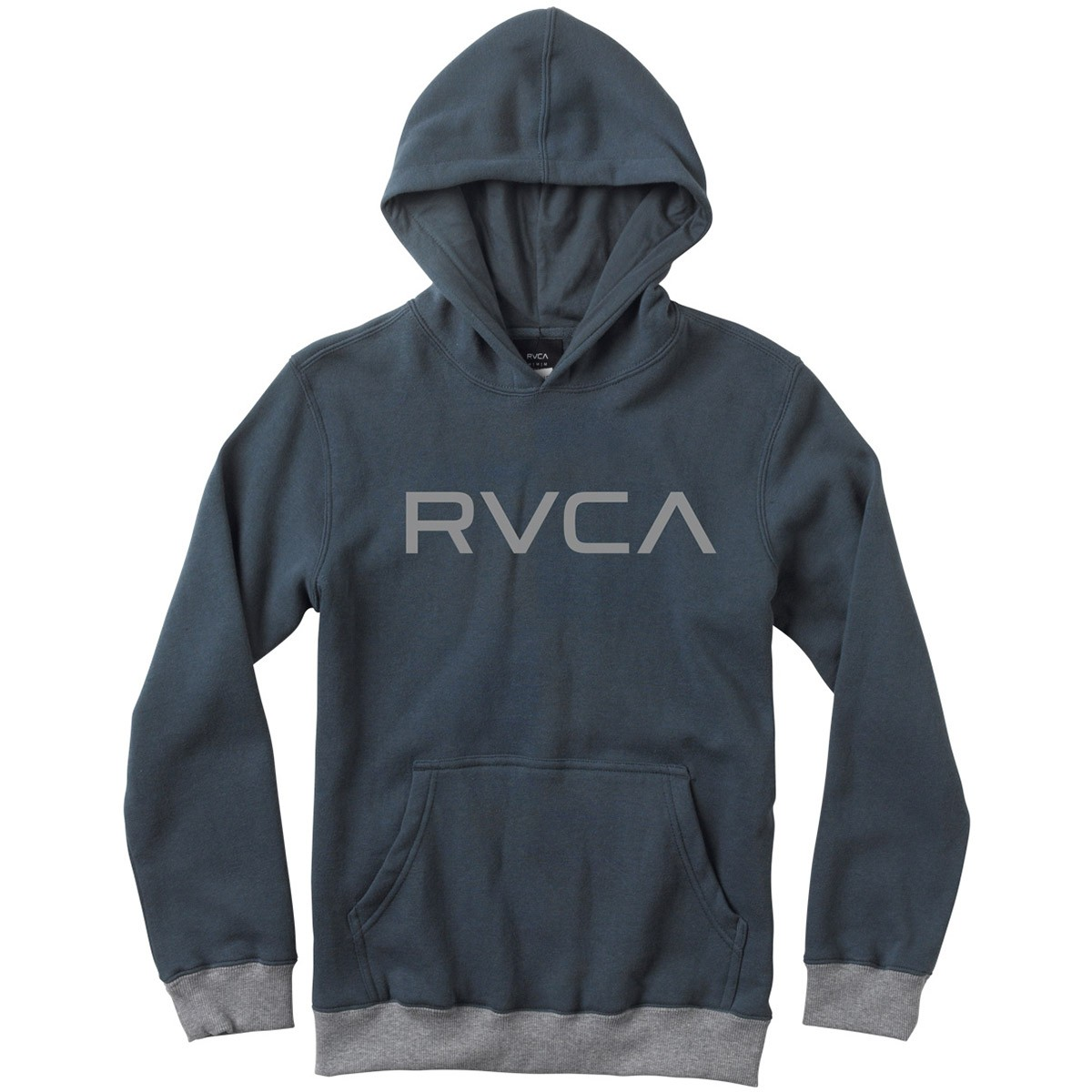 RVCA Big RVCA Youth Pullover Hoodie - Midnight