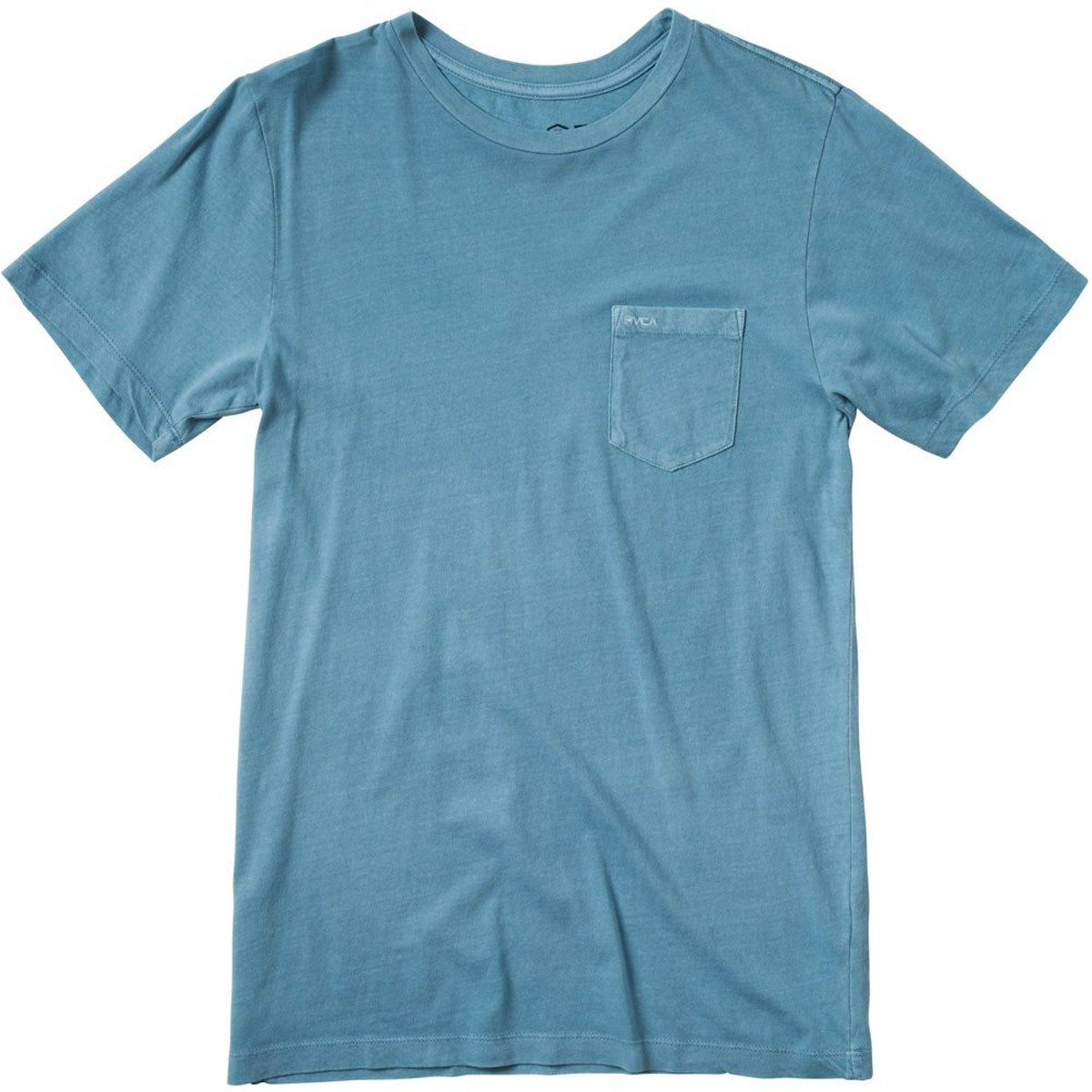 Rvca ptc 2 pigment t shirt french blue for French blue t shirt