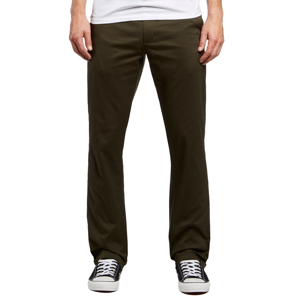 RVCA The Week-End Stretch Pants - Forest