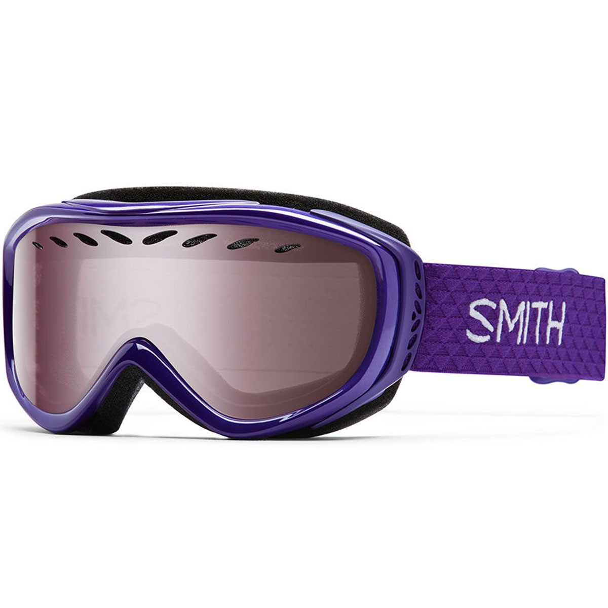 Smith Transit Snowboard Goggles - Ultraviolet with Ignitor Mirror
