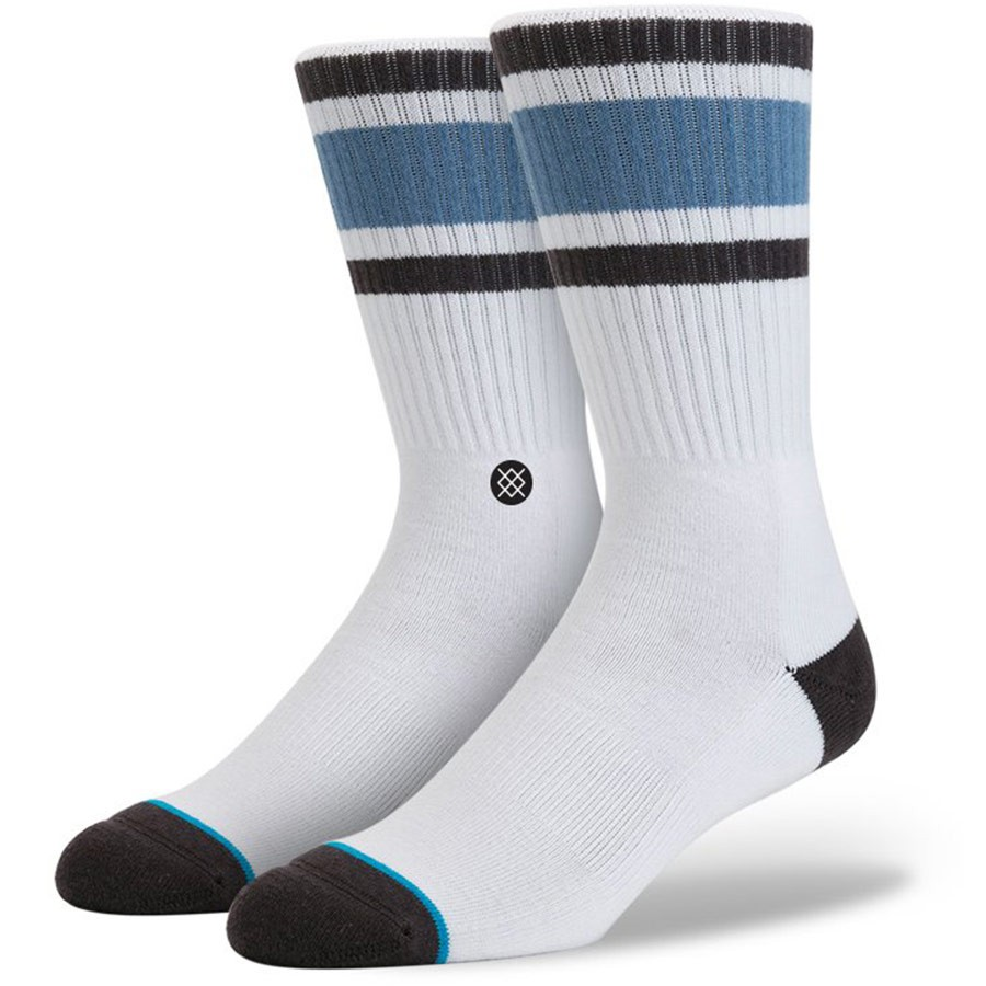 Stance Fountdation Socks - White