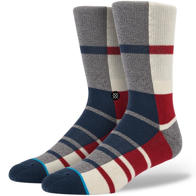 Stance Planet X Socks - Red