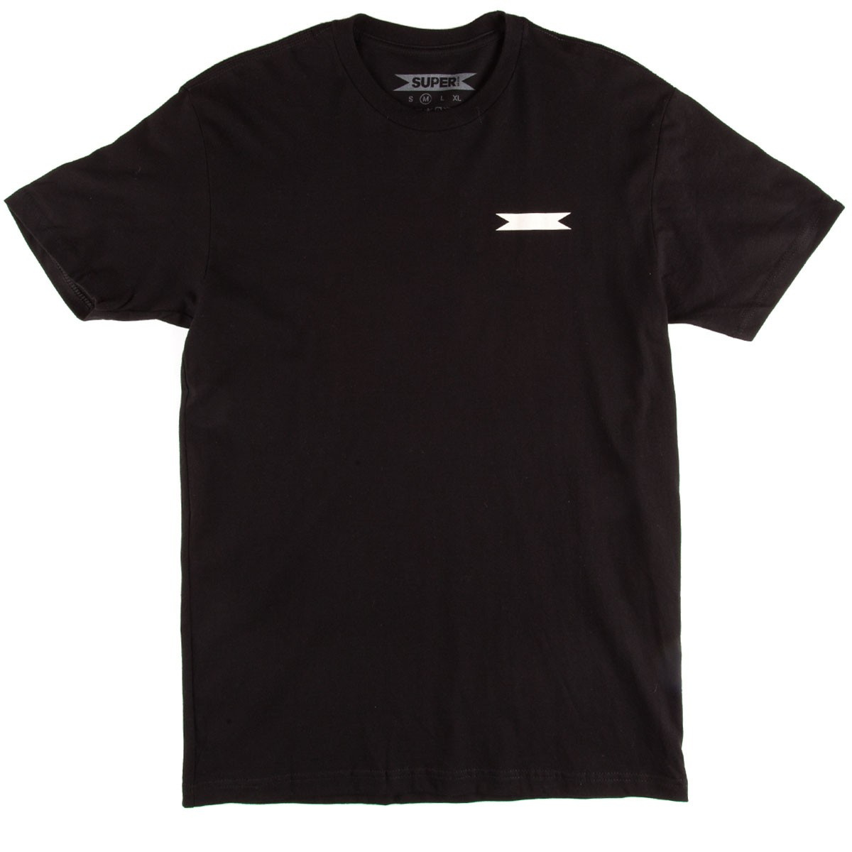 SUPERbrand Jersey T-Shirt - Black