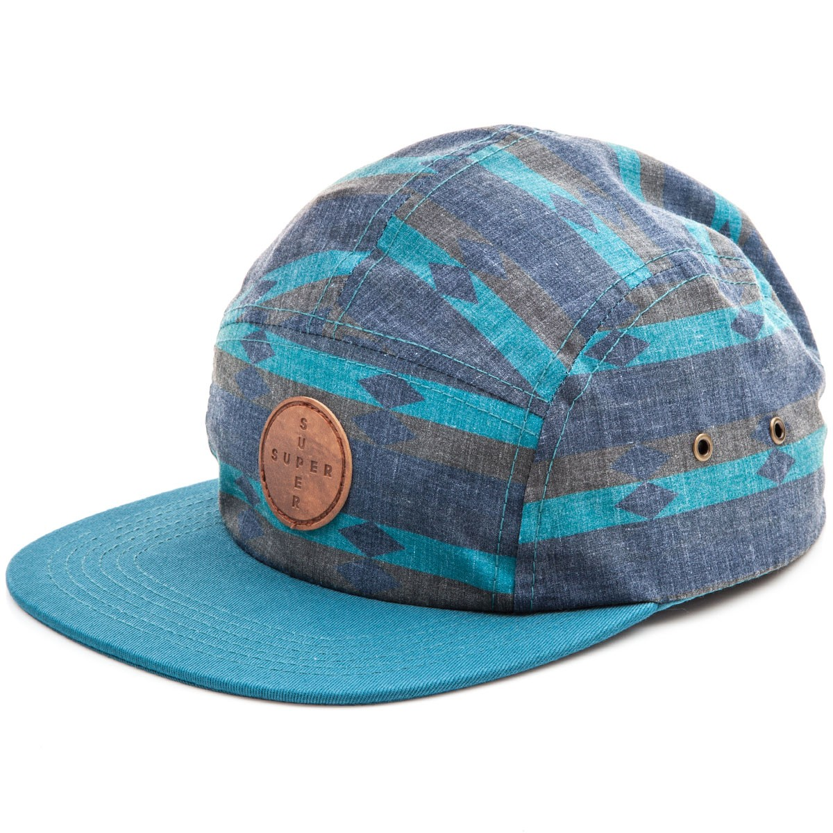 SUPERbrand Local Hat - Ocean