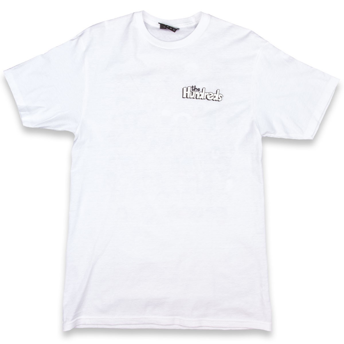 The Hundreds Who's Who T-Shirt - White