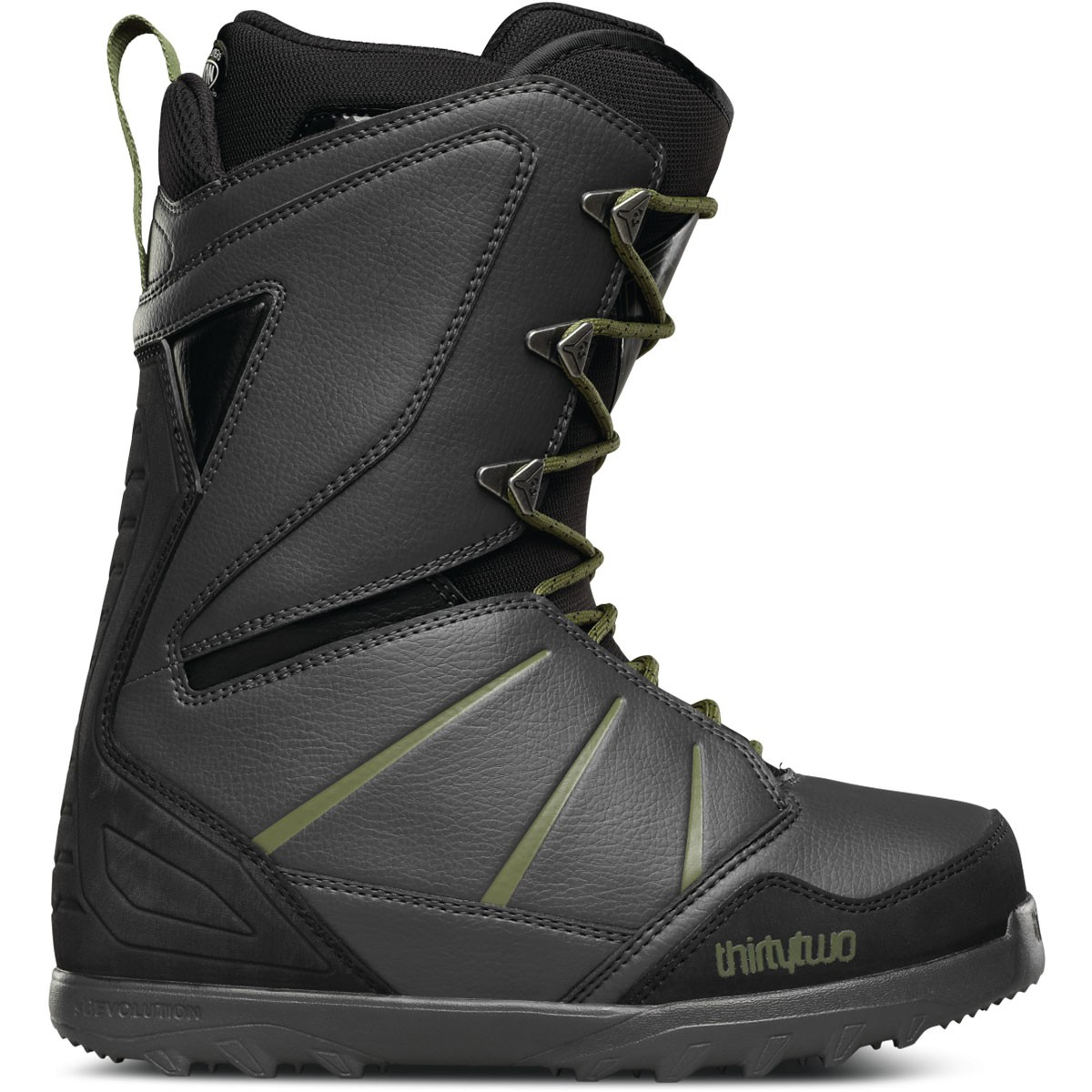 Thirty Two Lashed Bradshaw 2016 Snowboard Boots - Dark Grey