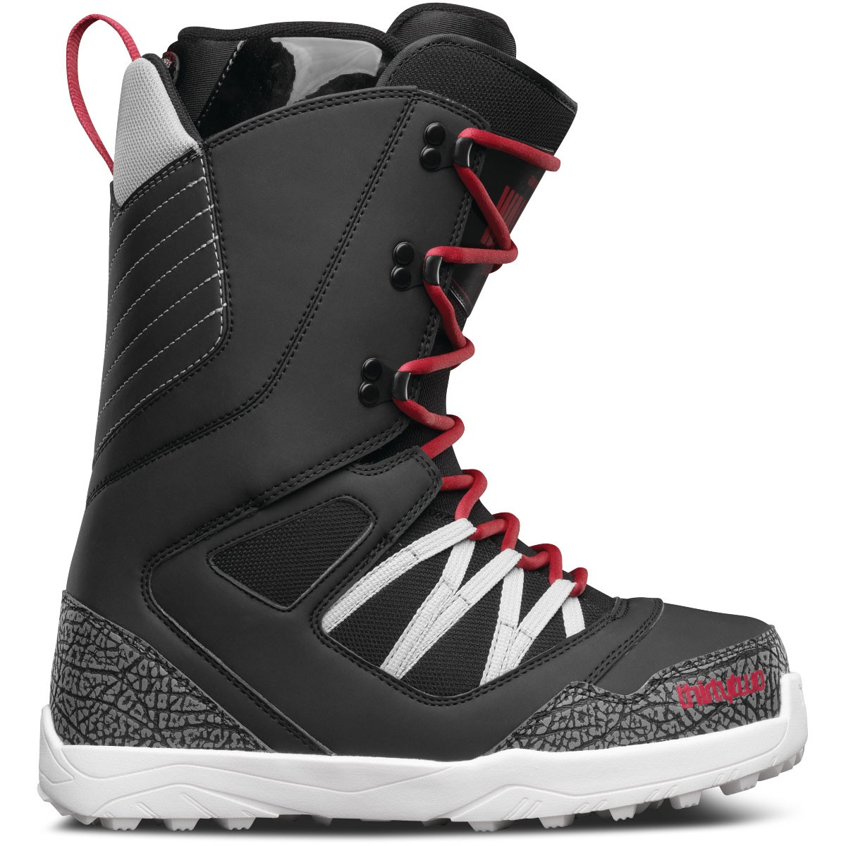 Thirty Two Light Jp Snowboard Boots Black Grey Red