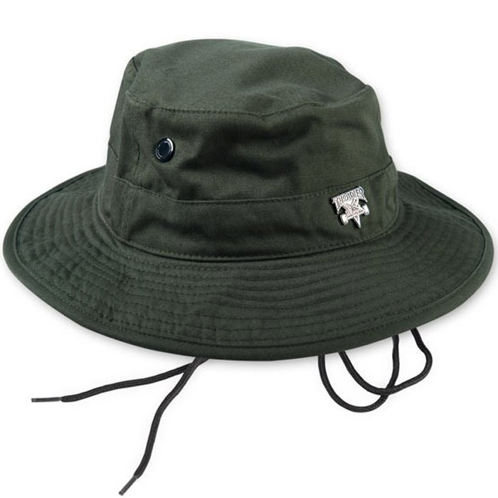 f39ace9441d ... coupon code for thrasher skate goat boonie hat olive 2480b 33b5e