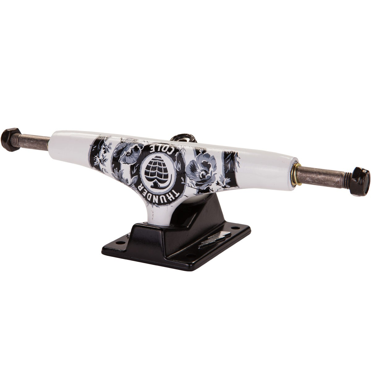 Thunder Chris Cole Bouquet Bullseye Lights Skateboard Trucks