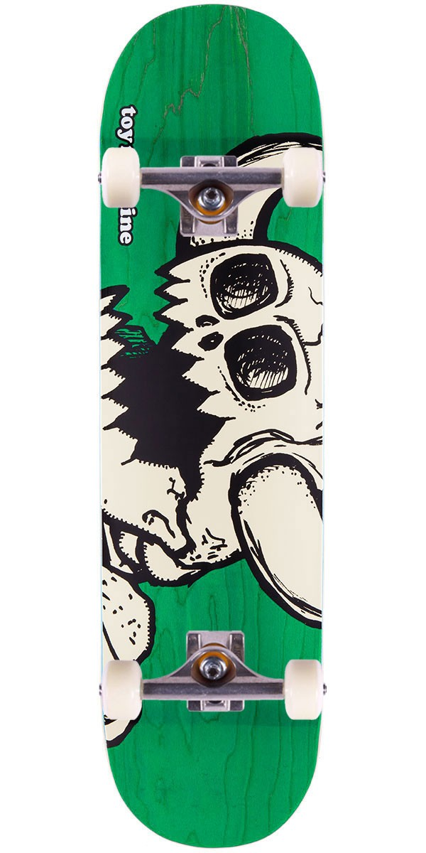 """Toy Machine Vice Dead Monster Skateboard Complete - Green - 8.0"""""""