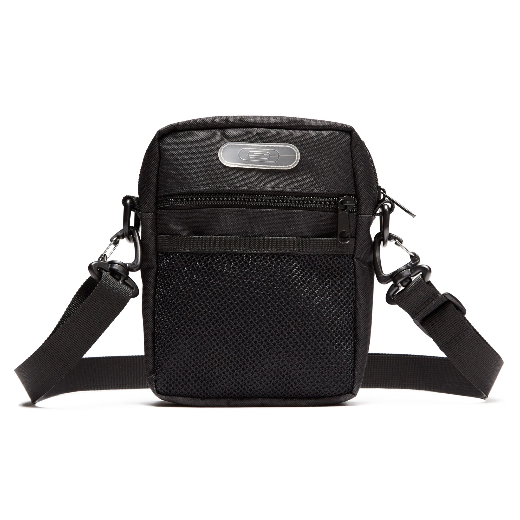 10a80ac09b CCS Travel Shoulder Bag - Black