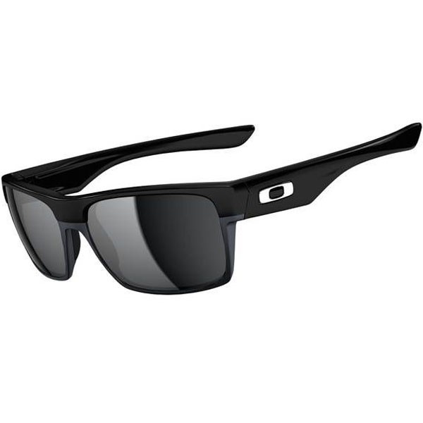 7ddcd0c6ac Oakley TwoFace Sunglasses - Polished Black   Black Iridium
