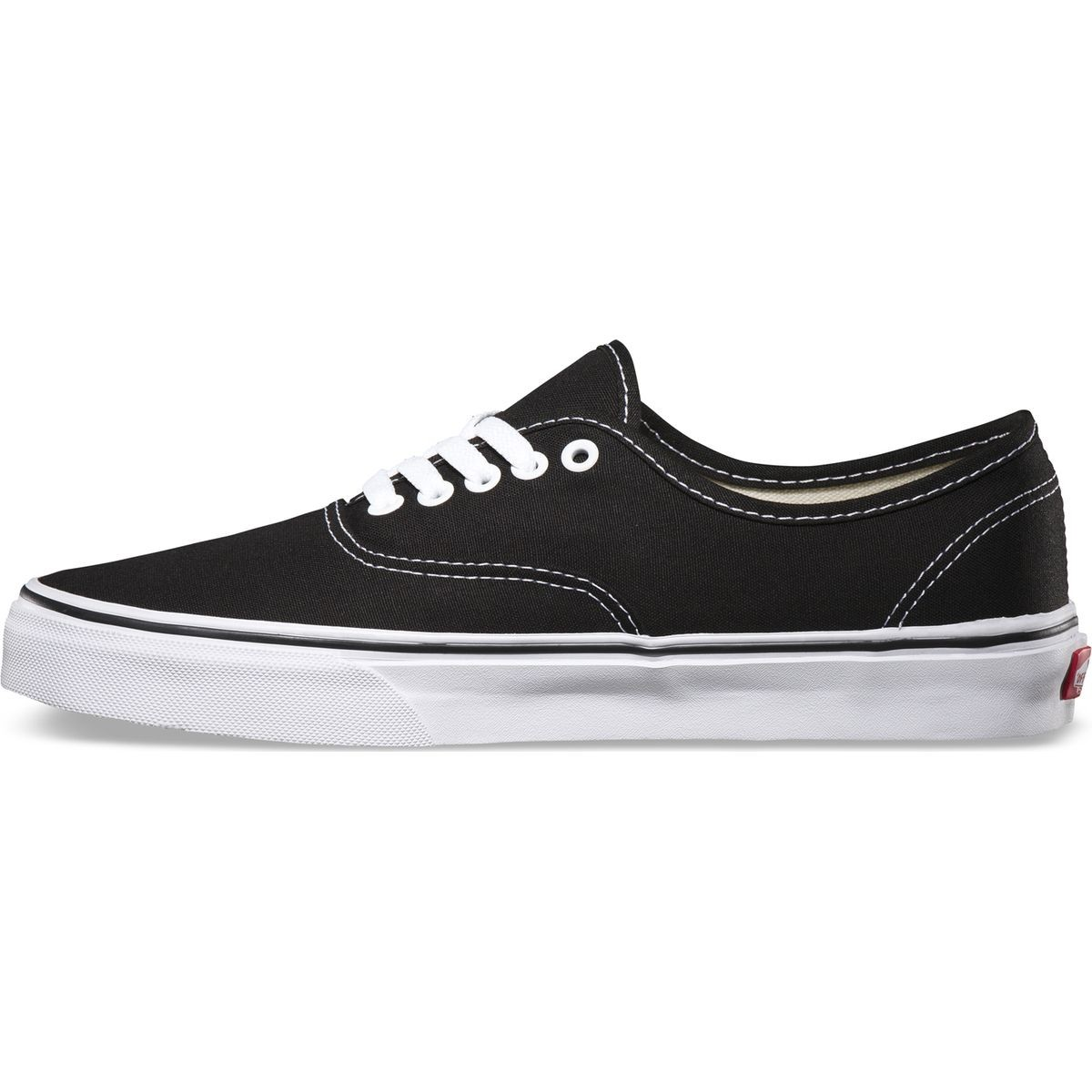 9c165e092c2 Vans Original Authentic Shoes - Black - 7.0