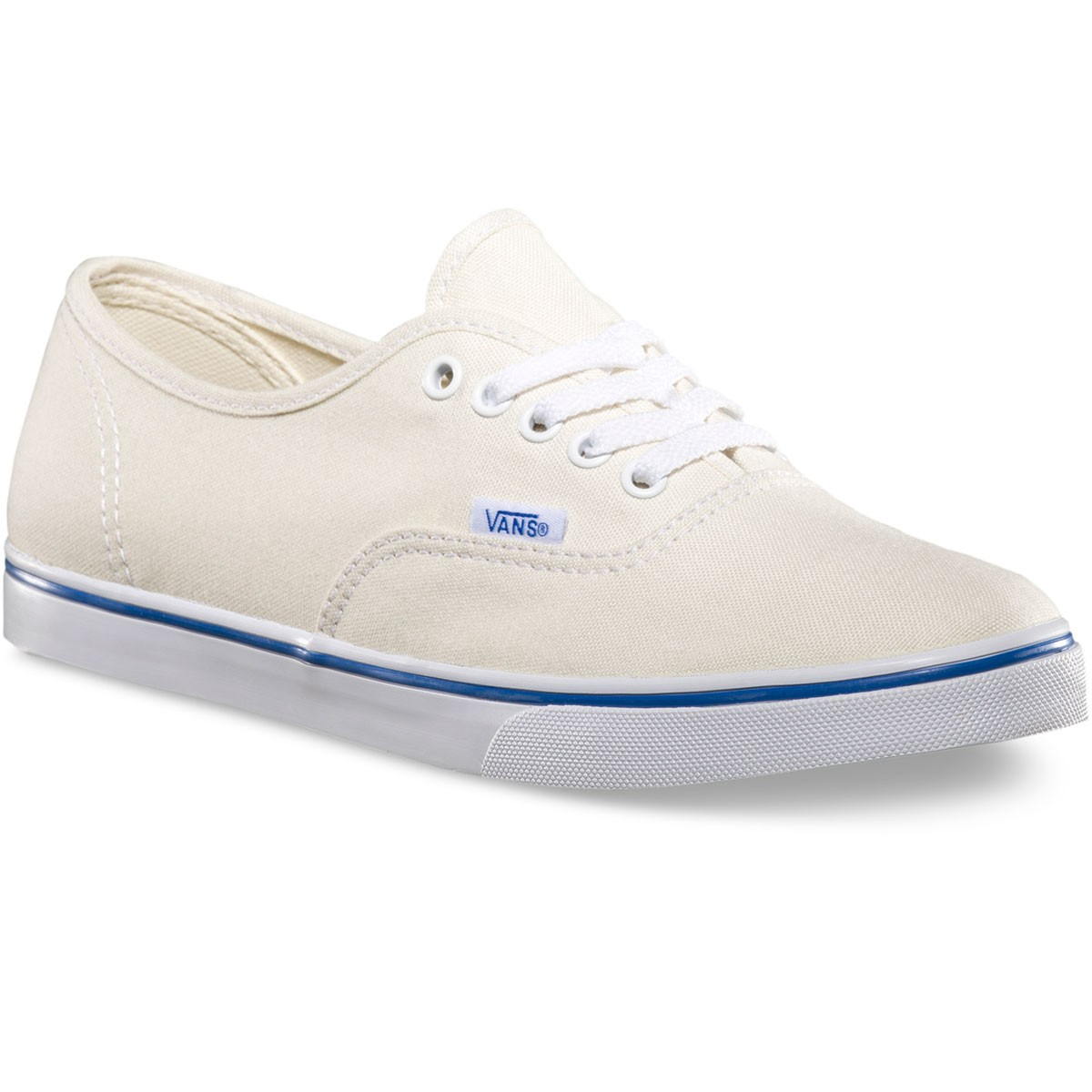 4f6d702be8417a Vans Authentic Lo Pro Womens Shoes - White True White - 4.0