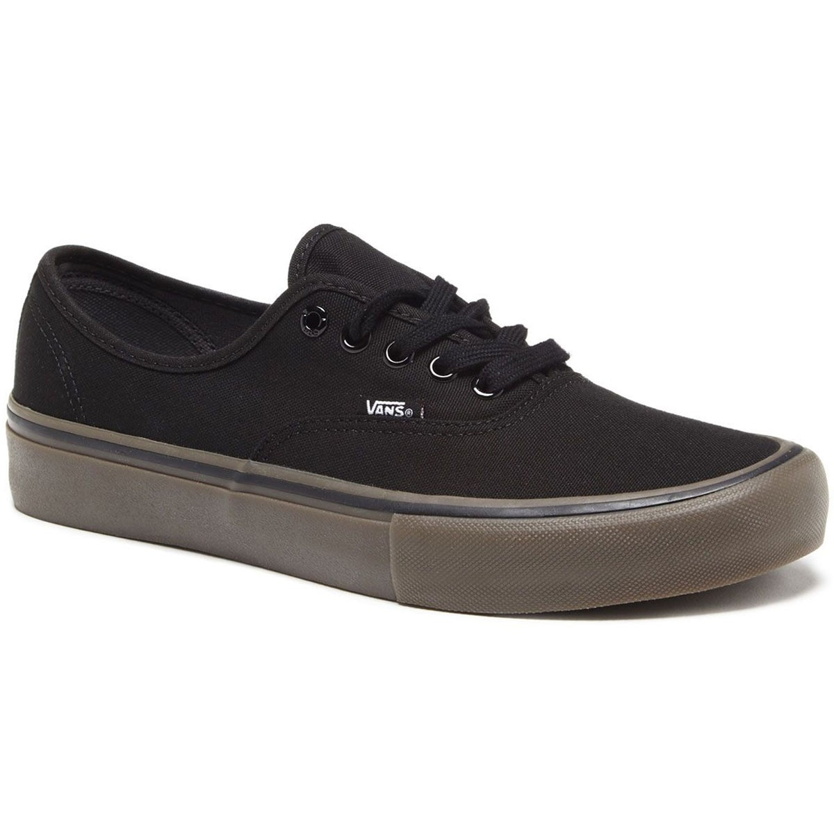 8f67e7726fed0c Vans Authentic Pro Shoes - Black Black - 10