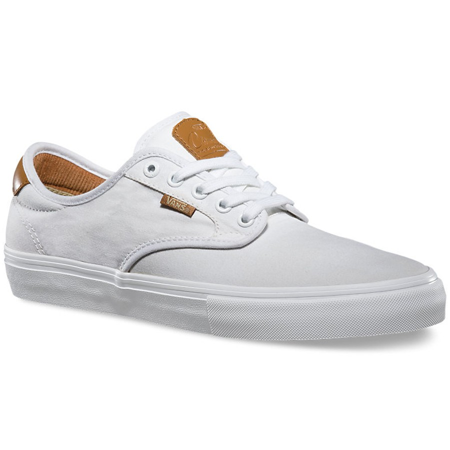 56b2ad081612a6 Vans Chima Ferguson Pro Shoes - White White - 6.5