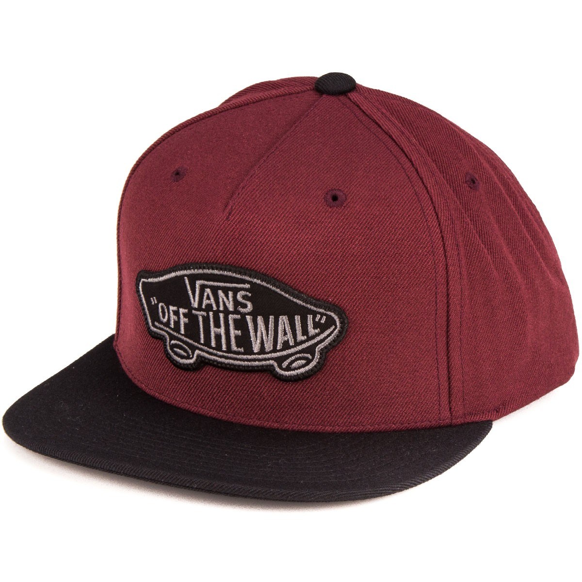 Vans Classic Patch Snapback Hat f56ae7349df8