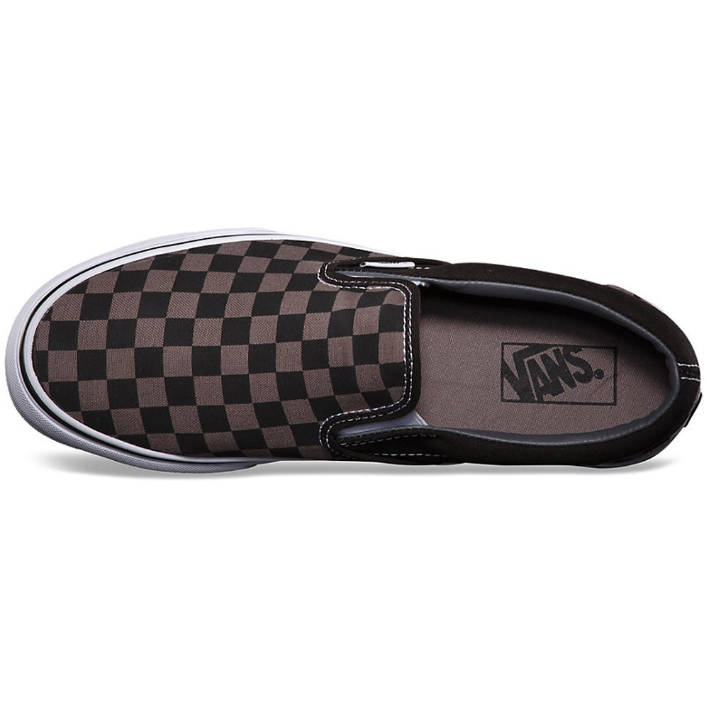 Vans Classic Slip-On Checkerboard Shoes cb60623b6