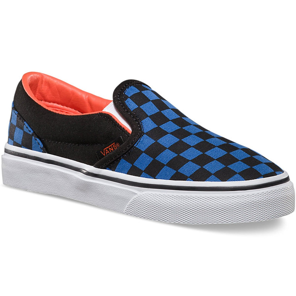 01683273ef6c00 Vans Classic Slip On Youth Shoes