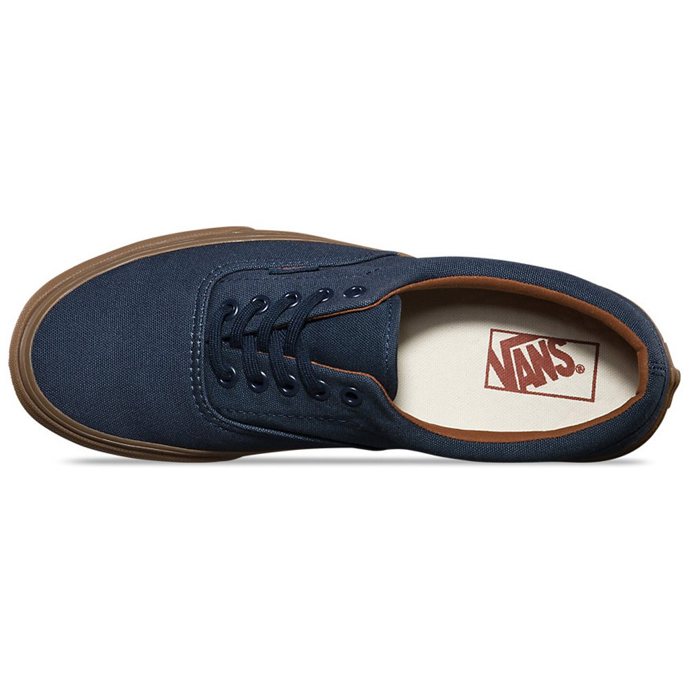 1e06e8e7d99 Vans Era Gumsole Shoes - Blue Nights Medium Gum - 6.0