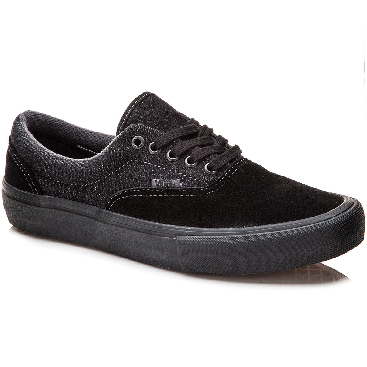 vans era pro all black