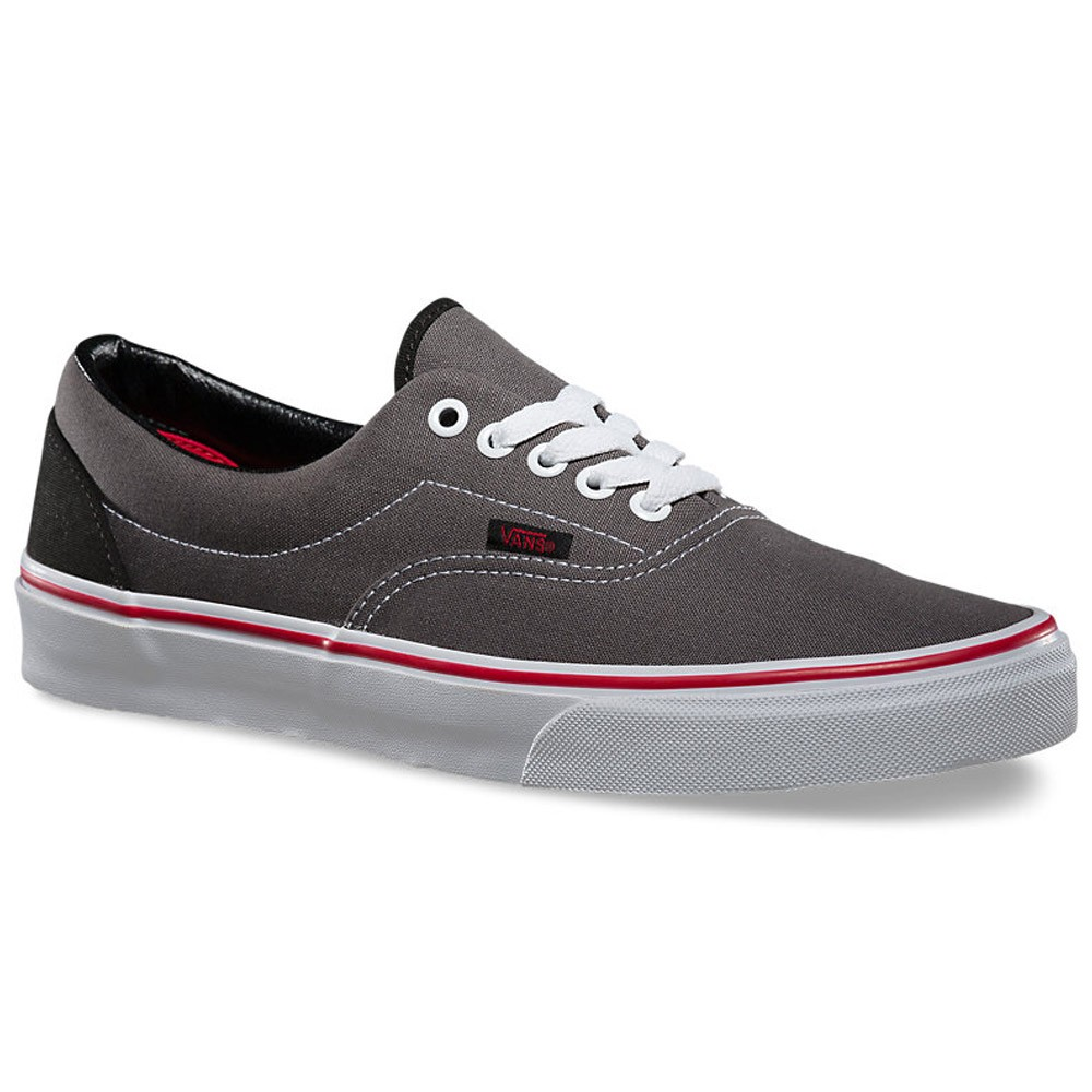 562aaacd3e9b Vans Era Pop Shoes - Gargoyle Mars Red - 8.0