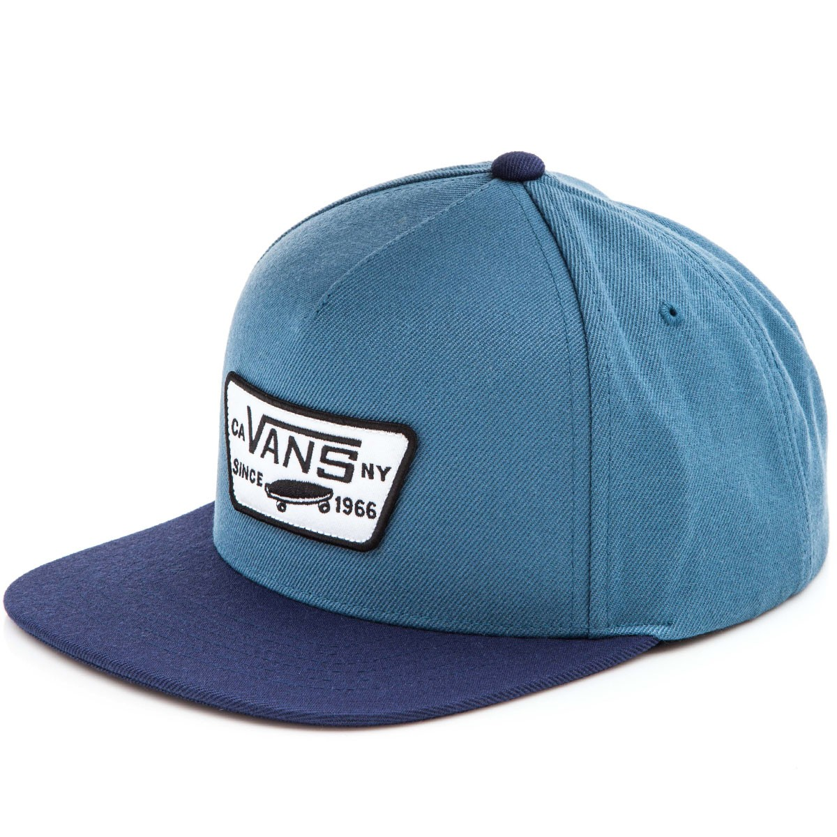 2ceed6a047 Vans Full Patch Snapback Hat