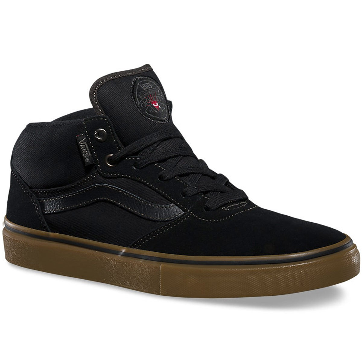 Vans Gilbert Crockett Pro Mid Shoes
