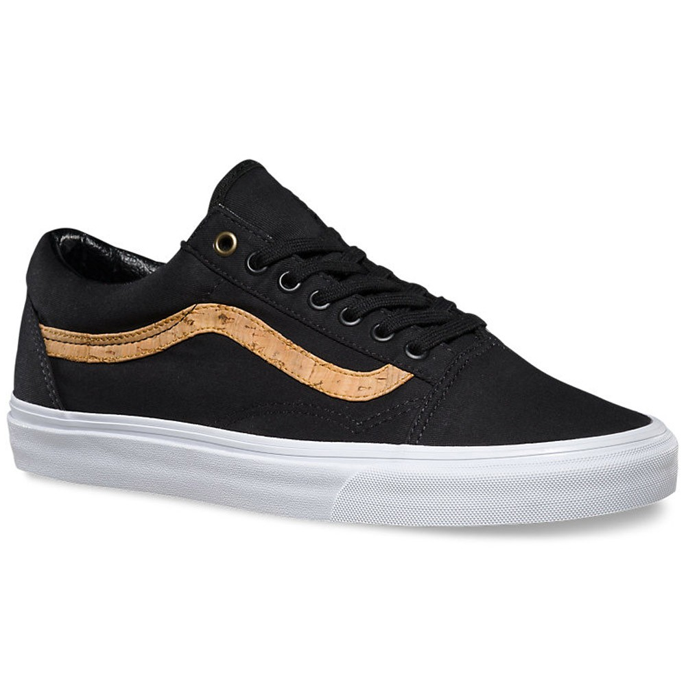 vans old skool cork twill shoes. Black Bedroom Furniture Sets. Home Design Ideas