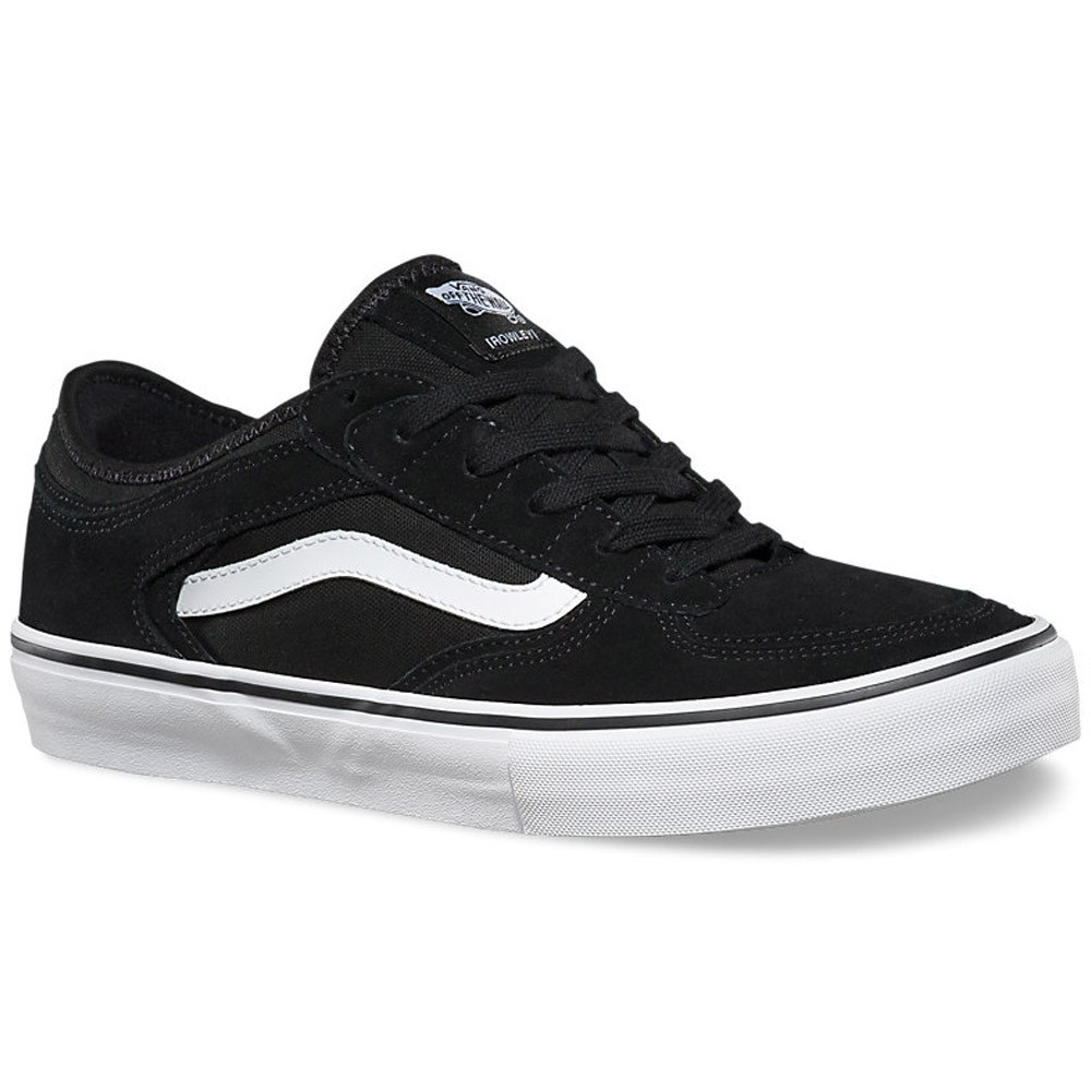 3095cf828cb Vans Rowley Pro Shoes - Black White - 8.5