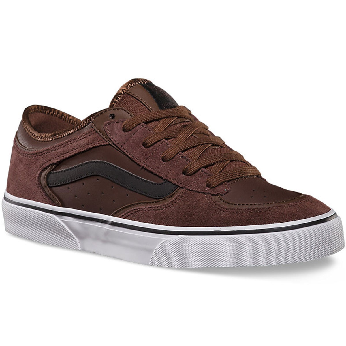 bb117b44f3 Vans Rowley Pro Shoes - Mahogany - 10.0