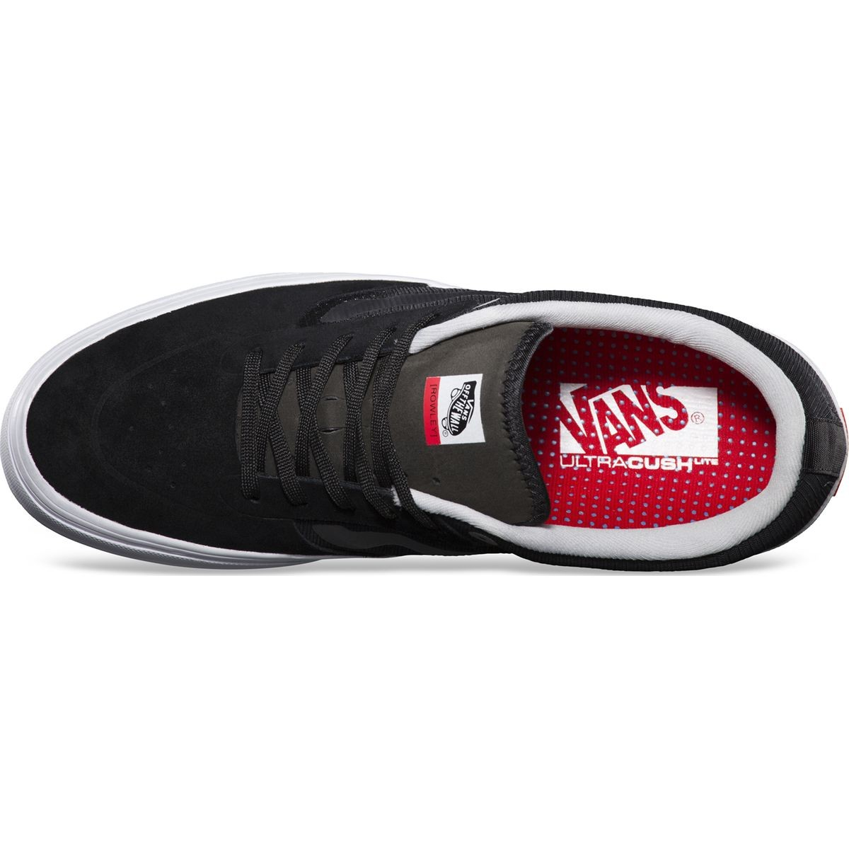 bf805ea0b3 Vans Rowley Pro Lite Shoes - Black - 13.0