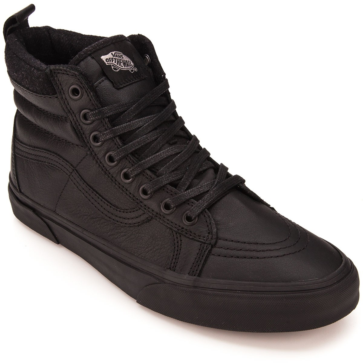 Vans SK8 Hi MTE Shoes Black 10
